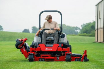 Mowing, Edging, and Trimming