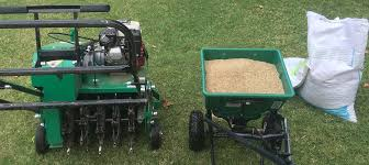 Aeration & Over Seeding